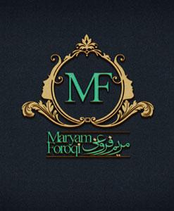 طراحی لوگو مریم فروغی طراحی لوگو طراحی لوگو maryam foroghi01