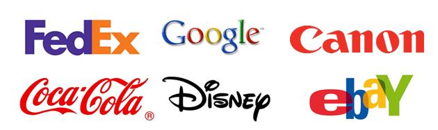 لوگوهای متنی